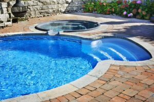 In-ground pools feature near Salt Lake City