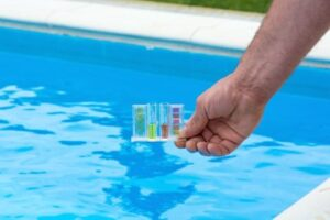 Pool ph maintenance in Salt Lake City