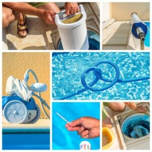 Expert swimming pool services in Salt Lake City