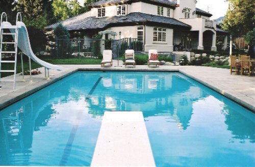 Pool contractor in Salt Lake City
