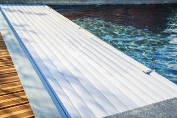 Pool Cover by Deep Blue Pools and Spas