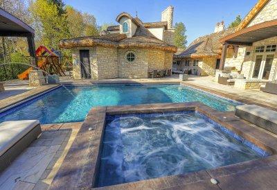 Regular pool maintenance and care in Salt Lake City