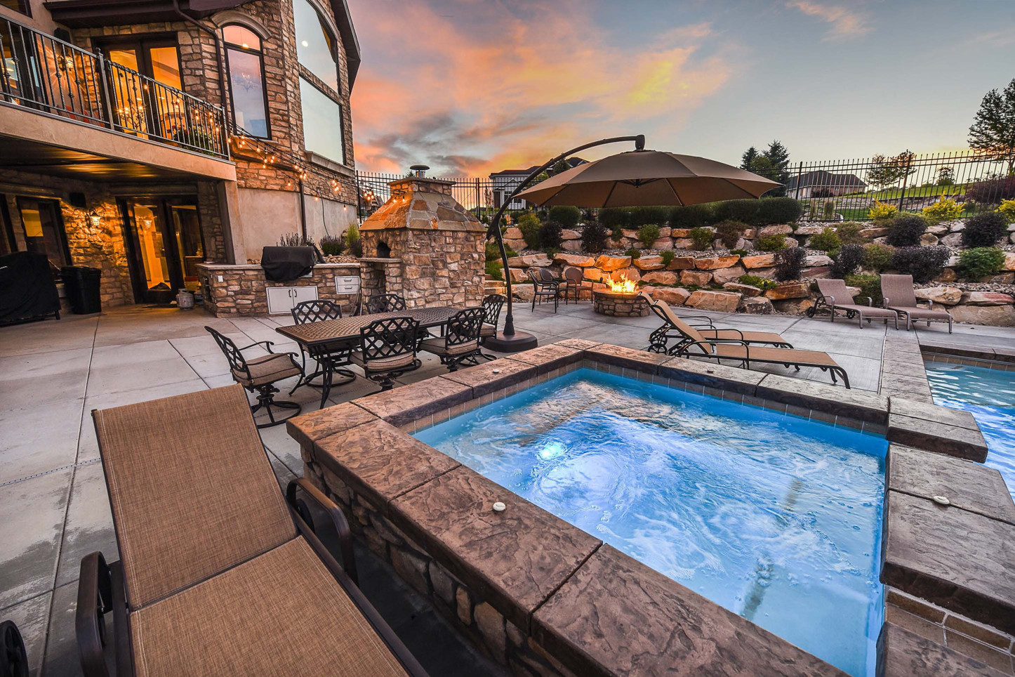 Deep Blue Pools and Spas near Salt Lake City
