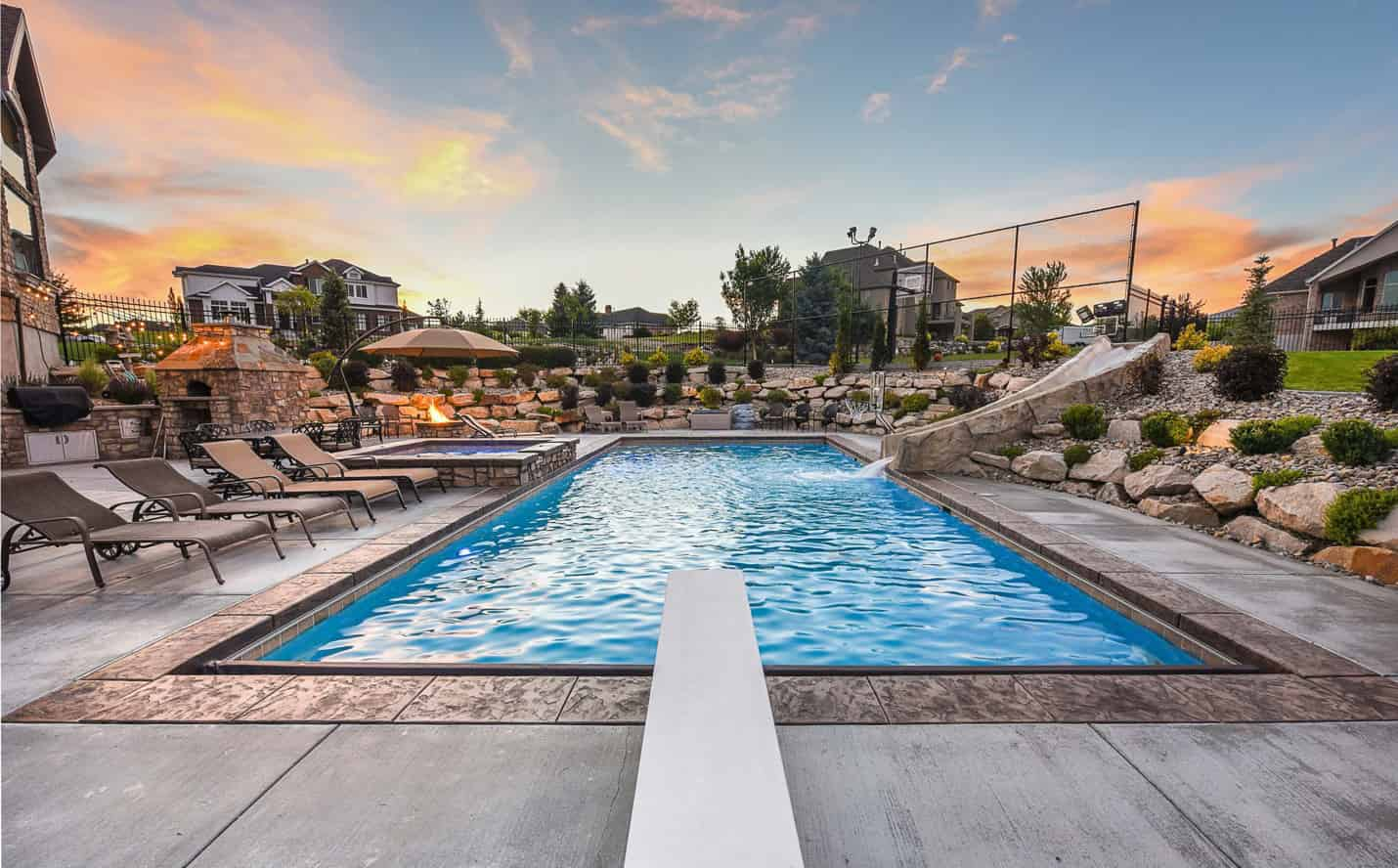 Swimming Pool and Spa Contractor in Salt Lake City
