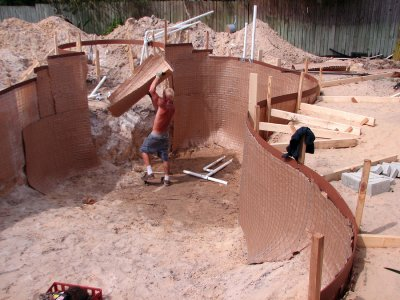 Step-By-Step Pool Installation by Deep Blue Pools and Spas