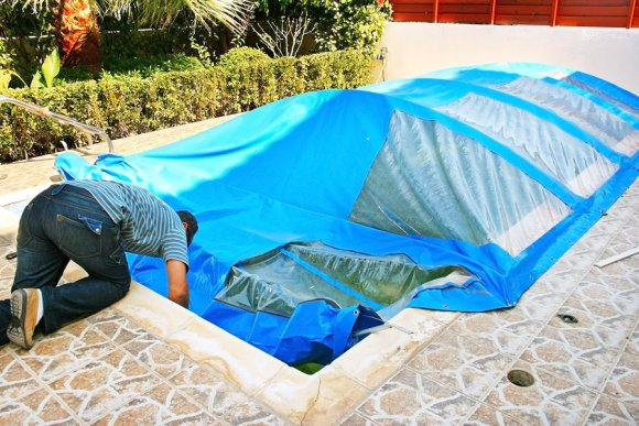 Pool maintenance services in Salt Lake City