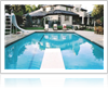Pool Water Replacement by Deep Blue Pools and Spas