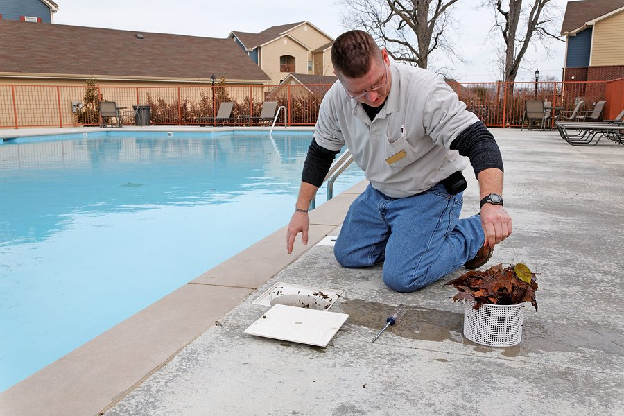 Swimming Pool Maintenance Near Salt Lake City