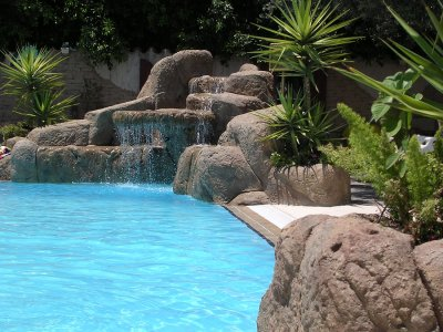 Pool and Spa Remodel by Deep Blue Pools and Spas