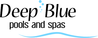 Deep Blue Pool Logo