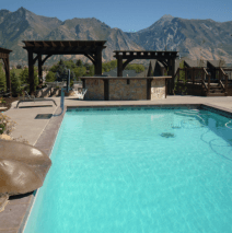 Utah Pool Contractor at Deep Blue Pools and Spas