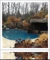 Swimming Pool during Winter Season