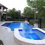 Geometric Design for Swimming Pool in Salt Lake City